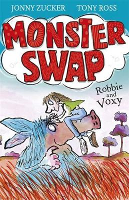 Monster Swap: Robbie and Voxy: Book 1