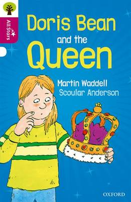 Oxford Reading Tree All Stars: Oxford Level 10 Doris Bean and the Queen: Level 10