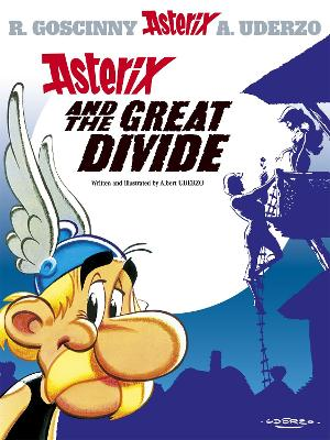 Asterix: Asterix and the Great Divide: Album 25
