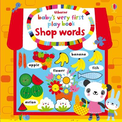 Baby's Very First Play Book Shop Words