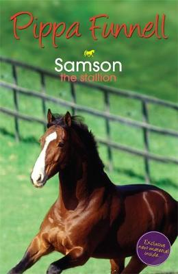 Tilly's Pony Tails: Samson: Book 4