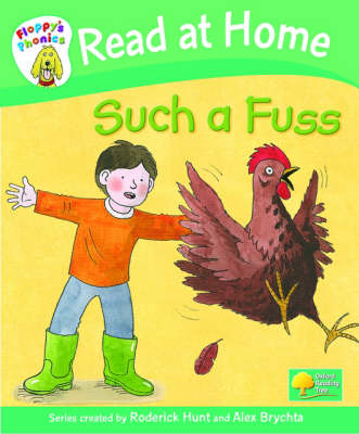 Read at Home: Floppy's Phonics: L2b: Such a Fuss