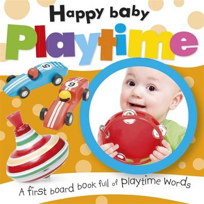 Playtime: Board Book