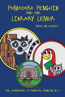 Pomodoro Penguin and the Library Lemur