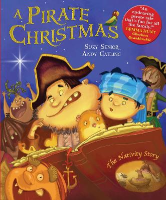 A Pirate Christmas: The Nativity Story