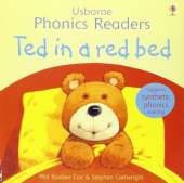 Ted In A Red Bed Phonics Reader