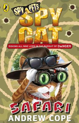Spy Cat: Safari