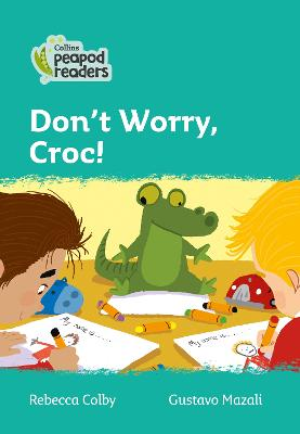 Level 3 - Don't Worry, Croc!