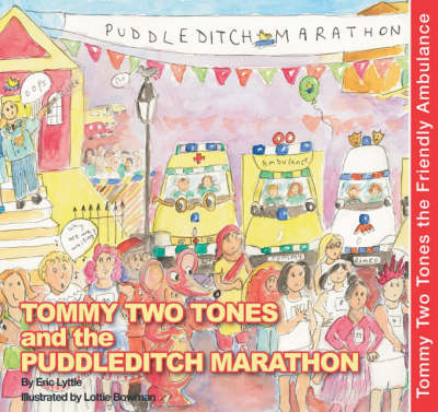 Tommy Two Tones and the Puddleditch Marathon