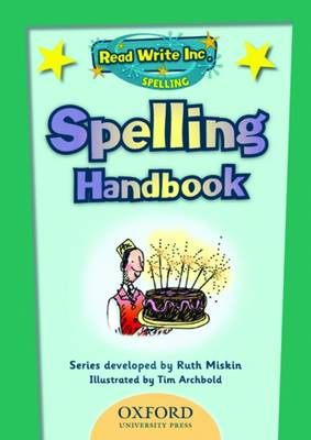 Read Write Inc: Spelling Teachers Handbook