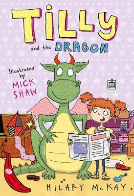 Tilly and the Dragon: Red Banana