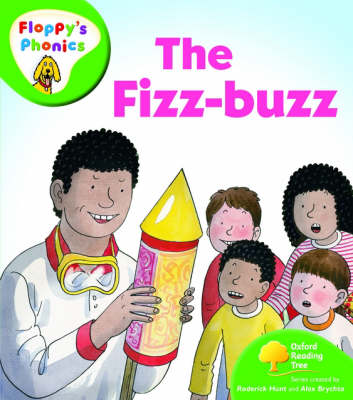 Oxford Reading Tree: Level 2: Floppy's Phonics: The Fizz Buzz