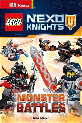 LEGO (R) NEXO KNIGHTS Monster Battles