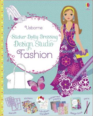 Sticker Dolly Dressing: Design Studio Fashion