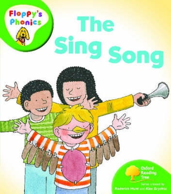 Oxford Reading Tree: Level 2: Floppy's Phonics: The Sing Song