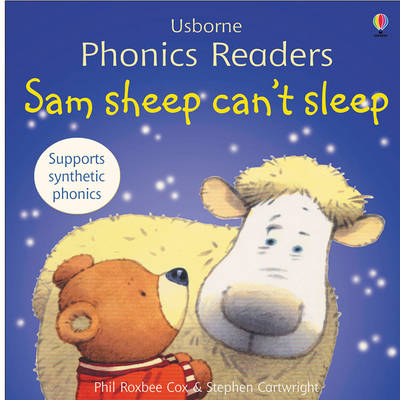 Sam Sheep Can't Sleep Phonics Reader