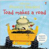 Toad Makes A Road Phonics Reader