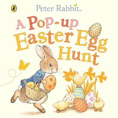 Peter Rabbit: Easter Egg Hunt: Pop-up Book