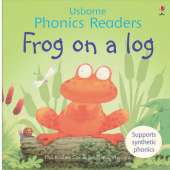 Frog On A Log Phonics Reader