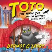 Toto the Ninja Cat and the Mystery Jewel Thief: Book 4