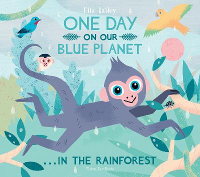 One Day on our Blue Planet: In the Rainforest (Paperback)