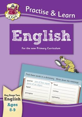 New Practise & Learn: English for Ages 8-9