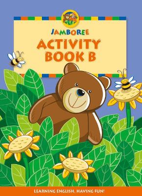Jamboree Storytime Level B: Activity Book 2nd edition