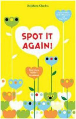 Spot It Again!: Find More Hidden