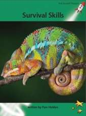Red Rocket Readers: Advanced Fluency 2 Non-Fiction Set A: Survival Skills