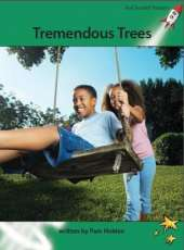 Red Rocket Readers: Advanced Fluency 2 Non-Fiction Set A: Tremendous Trees