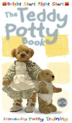 The Teddy Potty Book: Introducing Potty Training