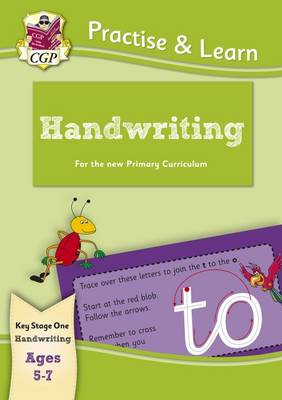 New Practise & Learn: Handwriting for Ages 5-7