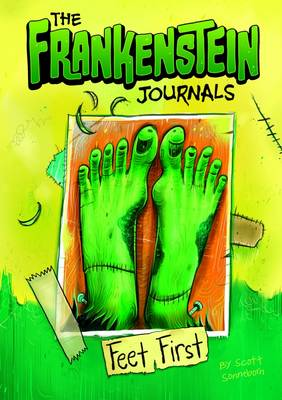 The Frankenstein Journals Pack A of 4