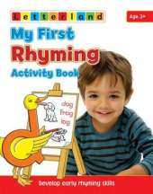 My First Rhyming Activity Book: Develop Early Rhyming Skills