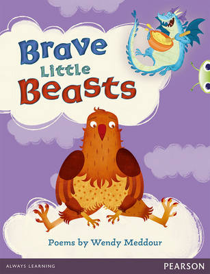 Bug Club Blue (KS1) Brave Little Beasts 6-pack