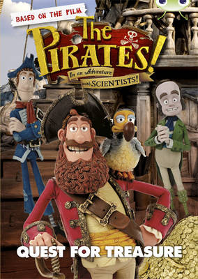 The The Pirates in an Adventure with Scientists: Quest for Treasure