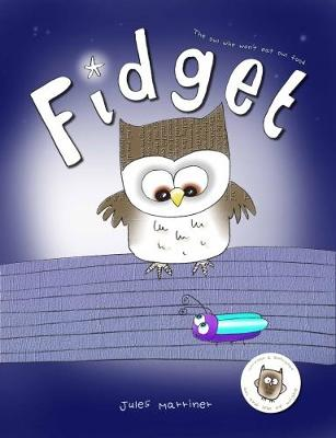 Fidget: The owl who doesn't eat owl food.
