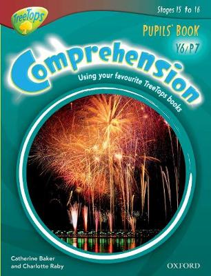 Oxford Reading Tree: Y6/P7: TreeTops Comprehension: Pupils' Book