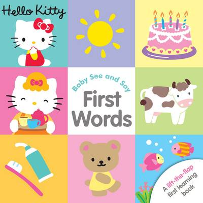 Hello Kitty See and Say First Words