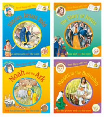 Read Along With Me Bible Stories Series 1