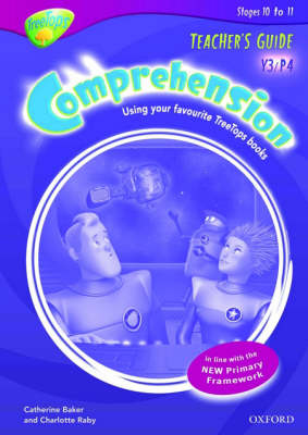 Oxford Reading Tree: Y3/P4: TreeTops Comprehension: Teacher's Guide