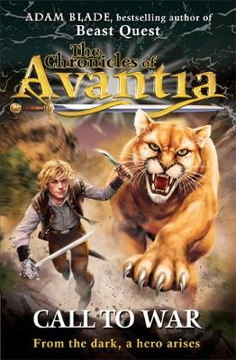The Chronicles of Avantia: Call to War: Book 3