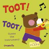 What's that Noise? TOOT! TOOT!: Guess the Instrument!