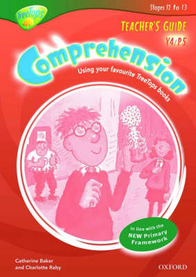 Oxford Reading Tree: Y4/P5: TreeTops Comprehension: Teacher's Guide