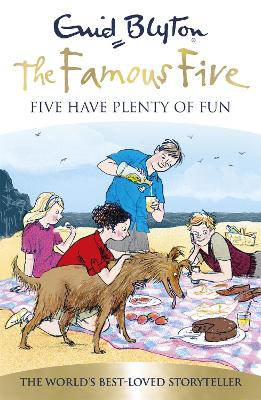Famous Five: Five Have Plenty Of Fun: Book 14