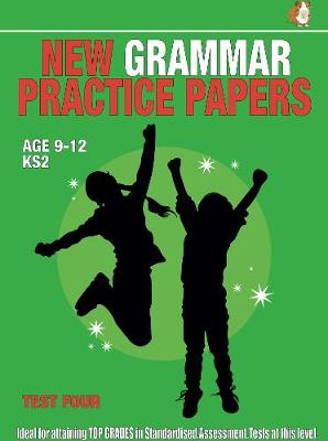 Lets Practice Grammar For SATs Book 4