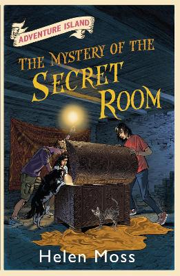 Adventure Island: The Mystery of the Secret Room: Book 13