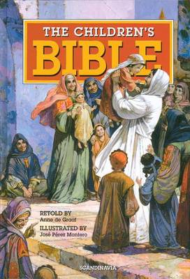 The Children's Bible, Retold