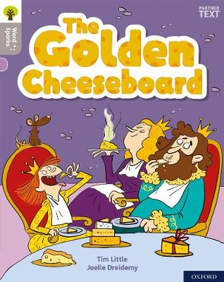Oxford Reading Tree Word Sparks: Level 1: The Golden Cheeseboard