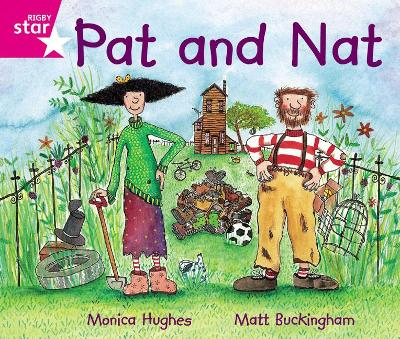 Rigby Star Guided Phonic Opportunity Readers Pink: Pat And Nat